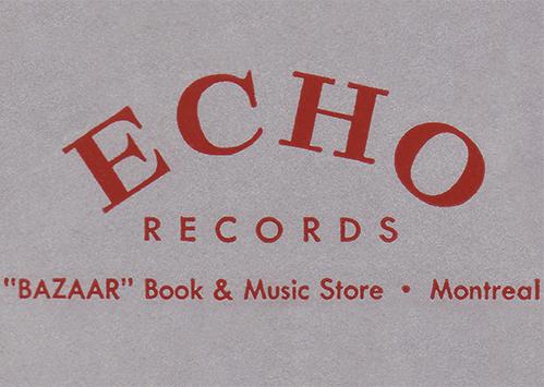 Echo Records («Bazaar»)_logo